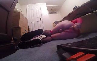 Jayden Hands free anal orgasm